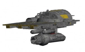 Platform Ship
