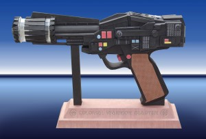 Colonial Warrior Blaster by Revell-Fan