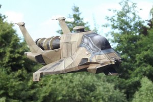 Raptor built by Revell-Fan