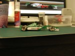 Tanaka Jaguar build pic 14